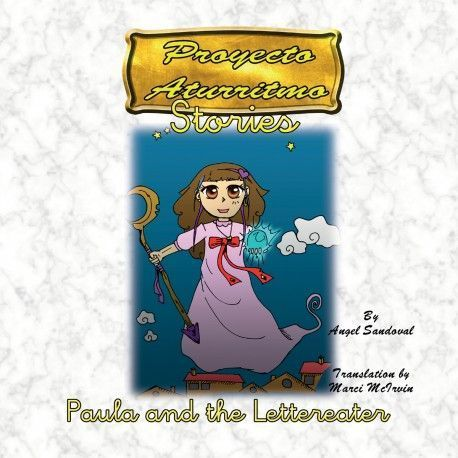 Paula and The Lettereater