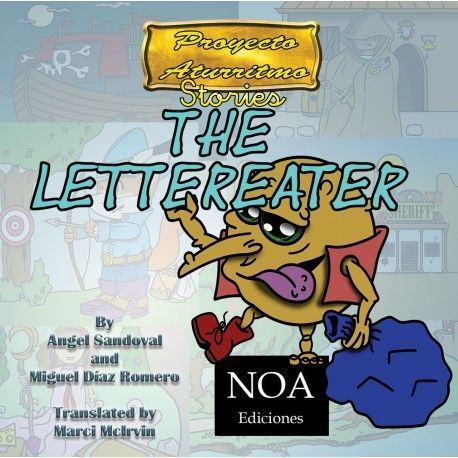The Lettereater